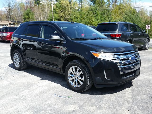 2011 ford edge limited rockland ontario used car for. Black Bedroom Furniture Sets. Home Design Ideas