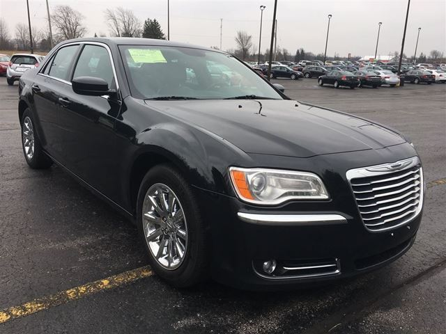 2014 Chrysler 300 Touring Cayuga Ontario Used Car For