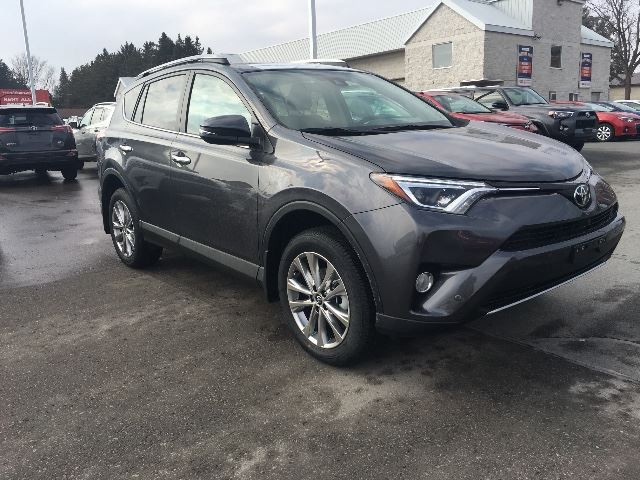 2017 toyota rav4 limited navigation heated seat cobourg ontario used car for sale 2710091. Black Bedroom Furniture Sets. Home Design Ideas