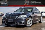 2013 BMW 5 Series 535i xDrive Navi Pano Sunroof Bluetooth Backup Cam Leather 18Alloy Rims in Bolton, Ontario