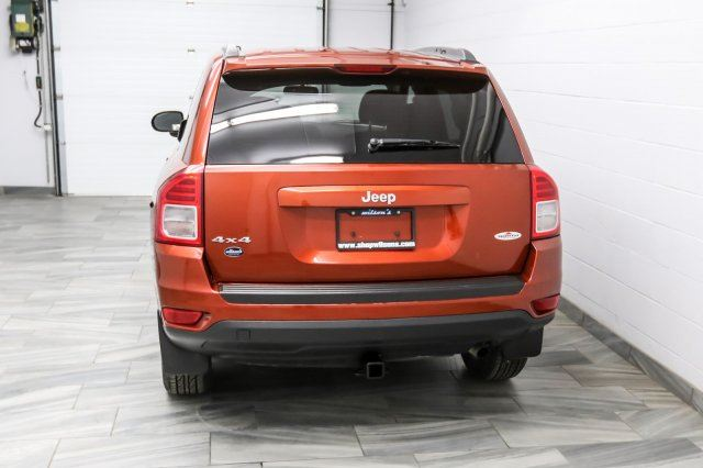 2012 jeep compass north edition 4wd new tires brakes. Black Bedroom Furniture Sets. Home Design Ideas