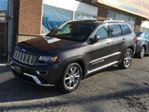 2016 Jeep Grand Cherokee AWD  SUMMIT   Eco DIESEL in Mississauga, Ontario