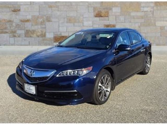 2015 acura tlx technology package sh awd v6 mississauga ontario used car for sale 2710291. Black Bedroom Furniture Sets. Home Design Ideas