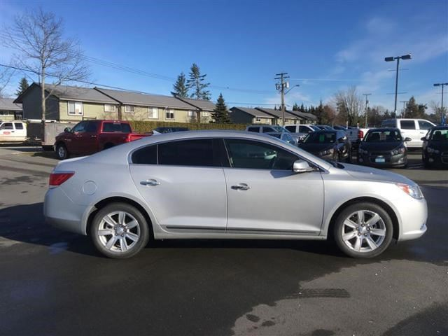 2013 buick lacrosse luxury courtenay british columbia used car for sale 2709779. Black Bedroom Furniture Sets. Home Design Ideas