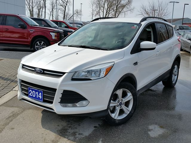 2014 ford escape se orillia ontario used car for sale. Black Bedroom Furniture Sets. Home Design Ideas