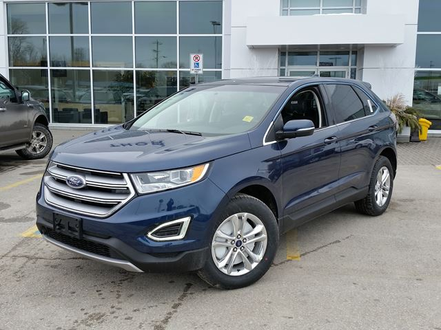 2017 ford edge sel orillia ontario car for sale 2709745. Black Bedroom Furniture Sets. Home Design Ideas