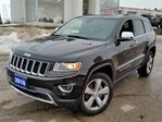 2016 Jeep Grand Cherokee Limited 4x4 in Orillia, Ontario