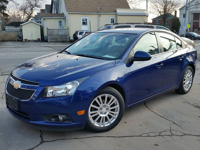 2012 chevrolet cruze eco w 1sa blue courtesy auto sales. Black Bedroom Furniture Sets. Home Design Ideas