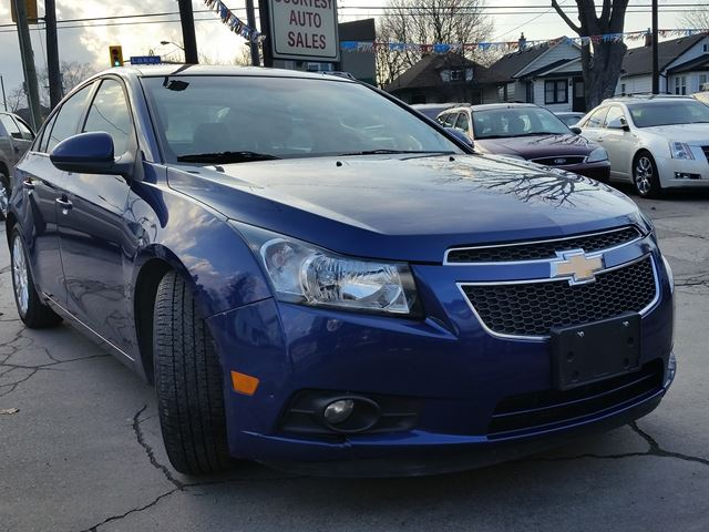 2012 chevrolet cruze eco w 1sa st catharines ontario used car for sale 2711074. Black Bedroom Furniture Sets. Home Design Ideas