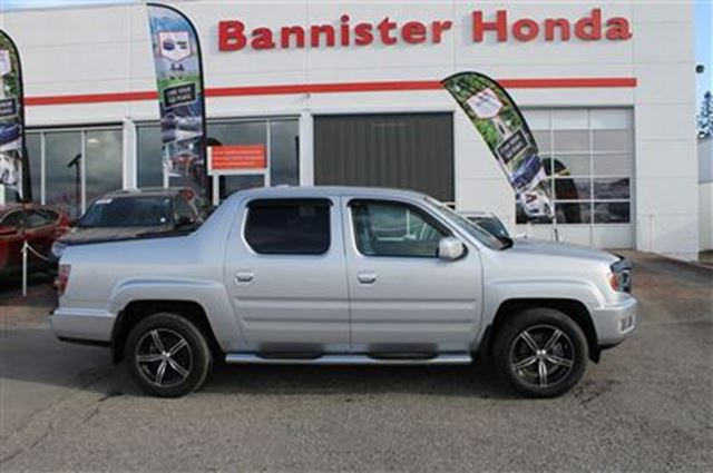 2014 honda ridgeline touring vernon british columbia used car for sale 2710579. Black Bedroom Furniture Sets. Home Design Ideas
