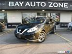 2016 Nissan Murano SV AWD+ NAVIGATION+ REAR CAMERA+ PUSH BUTTON START in Toronto, Ontario