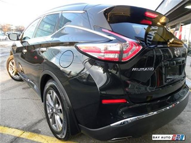 2016 nissan murano sv awd navigation rear camera push button start toronto ontario car for. Black Bedroom Furniture Sets. Home Design Ideas