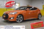 2013 Hyundai Veloster TURBO NAV LEATHER in Ottawa, Ontario