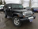 2012 Jeep Wrangler Unlimited SAHARA**BLUETOOTH**TRAILER TOW GROUP** in Mississauga, Ontario