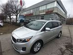 2016 Kia Sedona LX+, 8 Pass. Pwr.Sliding doors,Bk Up Cam in Mississauga, Ontario