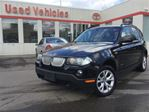 2009 BMW X3 AWD- Pan Sunroof / Leather / Heated Front Seats in Toronto, Ontario
