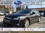 2013 Subaru Impreza 2.0i Sport Package,   FROM 1.9% FINANCING AVAILABL in Scarborough, Ontario