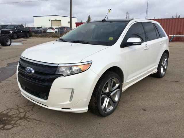 2013 ford edge sport awd accident free edmonton alberta used car for sale 2711239. Black Bedroom Furniture Sets. Home Design Ideas