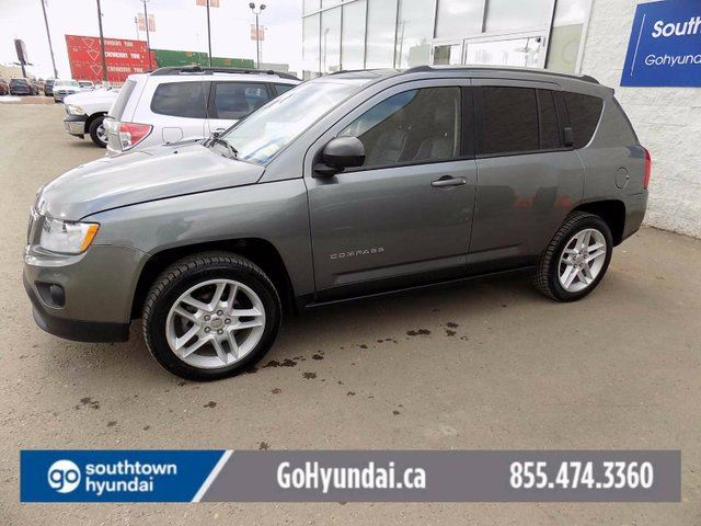 2013 jeep compass bluetooth alloy wheels awd edmonton. Black Bedroom Furniture Sets. Home Design Ideas