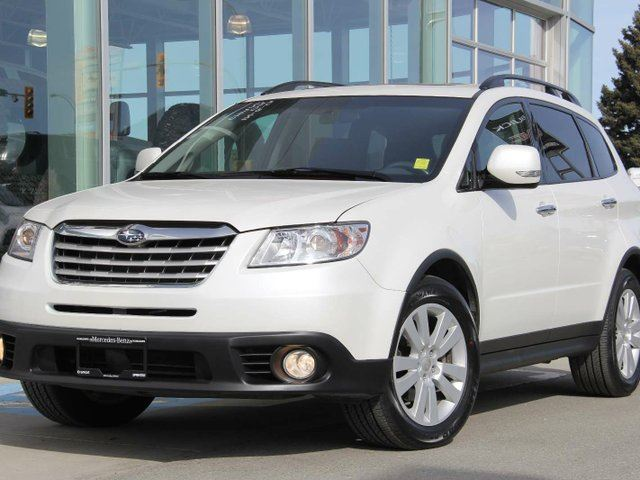 2014 SUBARU B9 TRIBECA 7-Passenger | All-Wheel-Drive | Rear Vision Camera | Accident Free | Luxury Subaru in Kamloops, British Columbia