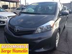 2013 Toyota Yaris LE (A4) air vitres carproof ok in Chateauguay, Quebec