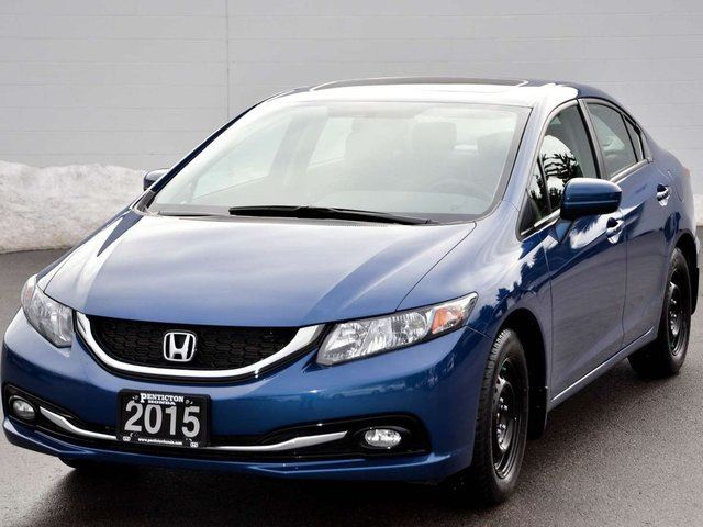 2015 honda civic ex kelowna british columbia used car for Honda civic 2015 for sale