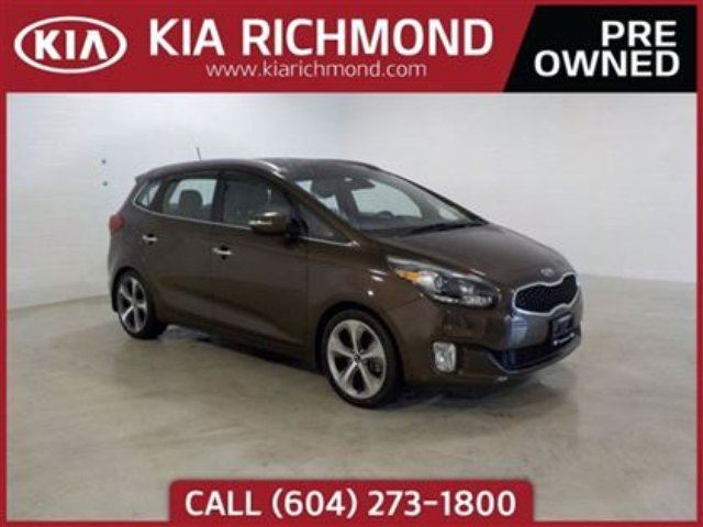 2014 KIA RONDO EX Luxury 7-Seat in Richmond, British Columbia