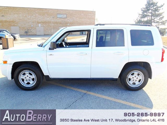 2010 jeep patriot sport 2 4l fwd woodbridge ontario. Black Bedroom Furniture Sets. Home Design Ideas