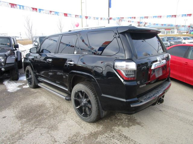 2015 toyota 4runner limited fully loaded 4x4 calgary alberta used car for sale 2710540. Black Bedroom Furniture Sets. Home Design Ideas