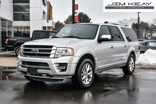 2016 ford expedition limited ottawa ontario used car for sale 2710448. Black Bedroom Furniture Sets. Home Design Ideas