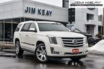 2015 Cadillac Escalade Premium 4WD W/DVD PLAYER, NAVIGATION, MOONROOF  in Ottawa, Ontario