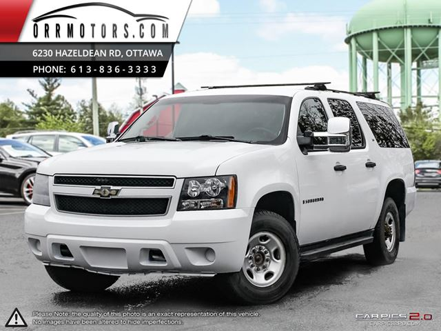 2009 chevrolet suburban ls 2500 4wd stittsville ontario. Black Bedroom Furniture Sets. Home Design Ideas