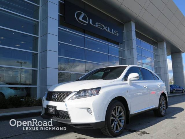2015 lexus rx 350 f sport package richmond british columbia used car for sale 2710664. Black Bedroom Furniture Sets. Home Design Ideas