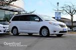 2013 Toyota Sienna Navi, Entertainment System, Leather Interior w/ in Richmond, British Columbia