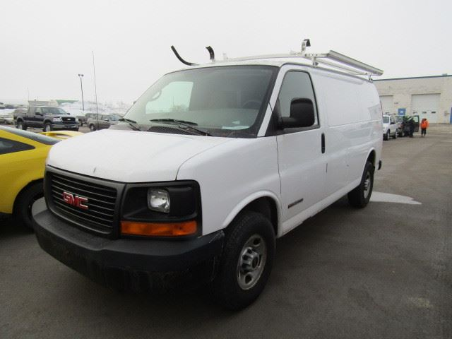 2006 gmc savana g3500 innisfil ontario used car for. Black Bedroom Furniture Sets. Home Design Ideas