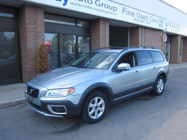 2008 volvo xc70 cross country mississauga ontario used car for sale 2710811. Black Bedroom Furniture Sets. Home Design Ideas