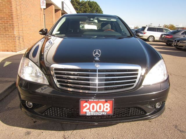 2008 mercedes benz s class s 450 amg 4 matic mississauga for 2008 mercedes benz s class