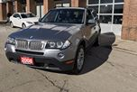 2008 BMW X3 3.0Si in Mississauga, Ontario