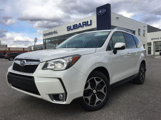 2014 subaru forester 2 0xt limited package w eyesight. Black Bedroom Furniture Sets. Home Design Ideas