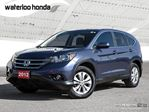 2012 Honda CR-V EX One Owner. AWD. 100,000 km Warranty!  in Waterloo, Ontario