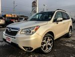 2015 Subaru Forester 2.5i Touring 2.5i TOURING-LEATHER+NAVIGATION+MORE! in Cobourg, Ontario