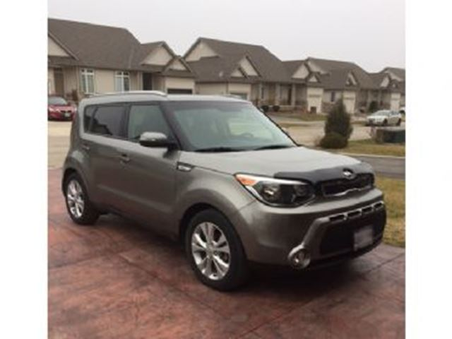 2015 kia soul 5dr wgn auto ex w sunroof mississauga. Black Bedroom Furniture Sets. Home Design Ideas