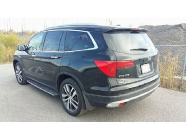 2016 honda pilot groupe touring mississauga ontario used car for sale 2711330. Black Bedroom Furniture Sets. Home Design Ideas