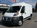 2014 Ram Promaster Cargo 136 High-DIESEL ENGINE-power seat in Belleville, Ontario