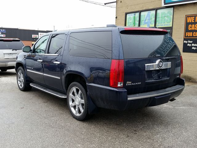 2007 cadillac escalade esv oakville ontario used car for sale. Cars Review. Best American Auto & Cars Review