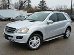 2008 Mercedes-Benz M-Class 3.0L CDI DIESEL DIESEL NAVI AND REAR CAMERA  in Brampton, Ontario