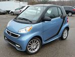 2013 Smart Fortwo WITH NAVI AND GLASS ROOF, LOW PAYMENTS  in Brampton, Ontario
