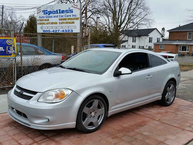 2007 chevrolet cobalt ss supercharged whitby ontario used car for sale 2711210. Black Bedroom Furniture Sets. Home Design Ideas