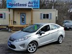 2011 Ford Fiesta SEL in Whitby, Ontario