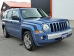 2007 Jeep Patriot Limited 4WD 5spd in Jarvis, Ontario